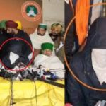 Tractor march conspiracy: Masked man takes U turn on conspiracy to kill four farmer leaders during farmers' tractor march in Delhi on Republic Day.