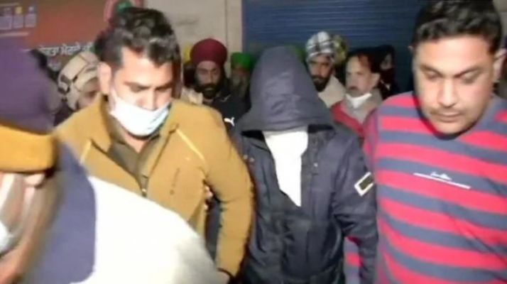 Tractor march conspiracy: Masked man takes U turn on conspiracy to kill 4 farmer leaders during farmers' tractor march in Delhi on Republic Day.