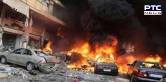 Iraq: Suicide bombs rock central Baghdad, 6 dead ,25 over injure