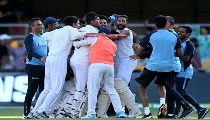 Gabba Test Match
