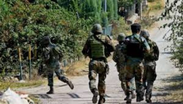 Three Army Jawan Injured