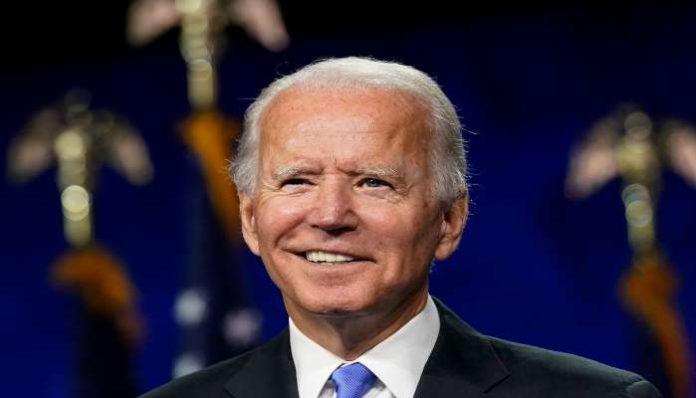 Joe Biden swearing in ceremony