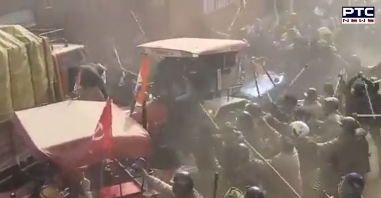 Farmers Tractor March Delhi Violence: During tractor march in Delhi, Samyukta Kisan Morcha thanked farmers for participation in Farmers' Republic Day parade.