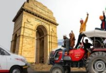 Tractor March on Republic Day: Ball in Delhi Police court