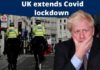 UK extends coronavirus lockdown, will quarantine visitors for 10 days