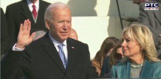 Joe Biden, Kamala Harris take oath as US President and Vice President