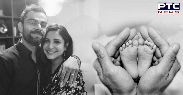 Virushka Baby Girl picture out? Virat Kohli and his wife Anushka Sharma were blessed with a baby girl on Monday (January 11).