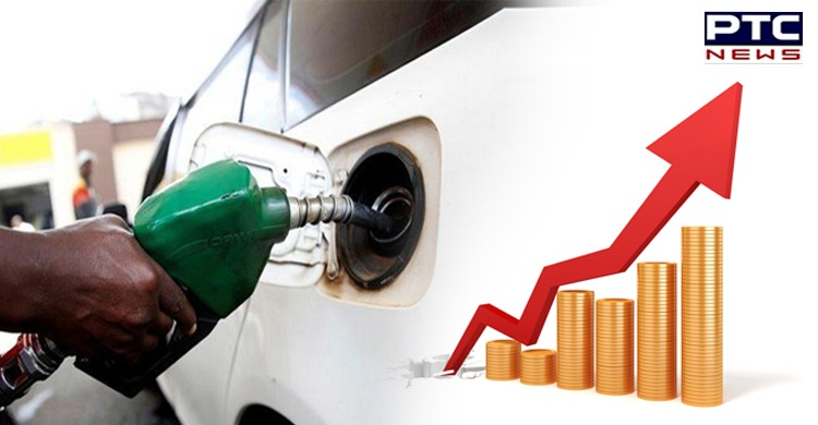 Petrol and Diesel Price Today: The Petrol prices have been hiked by around 25 paise to a record-high in Delhi on Tuesday.