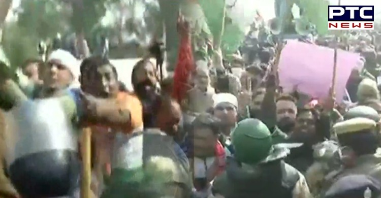 Delhi Police stated 44 FIRs registered while 122 people arrested in connection with farmers' protest following violence on Republic Day and scuffle at Delhi borders.