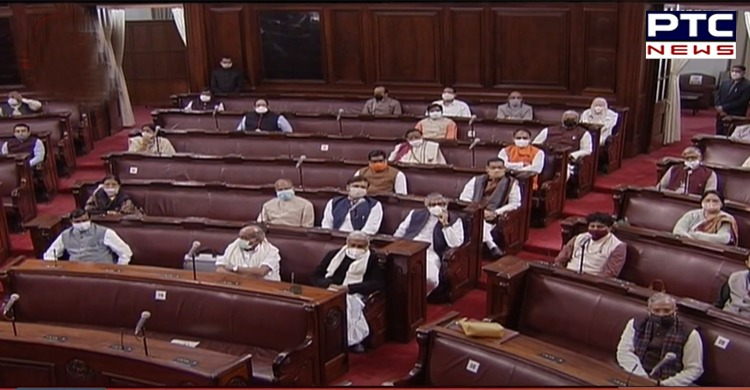 Union Budget Session 2021: Days after violence in tractor march in Delhi, Ram Nath Kovind said national flag were insulted in the past few days.
