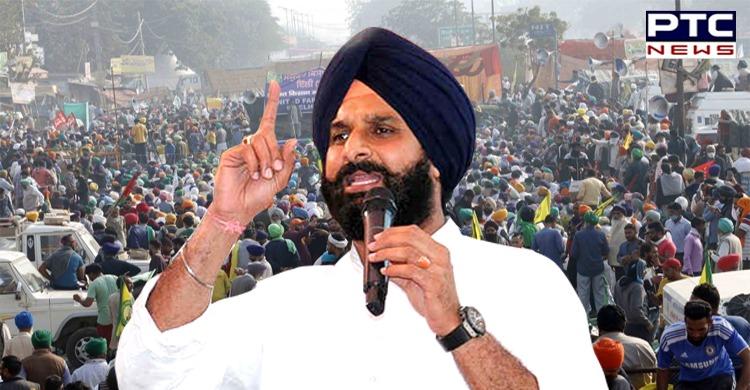 Shiromani Akali Dal leader Bikram Singh Majithia asked Delhi Police if it will issue UAPA against officials who thrashed Ranjeet Singh at Singhu border.