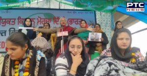 Women Farmers' Day : 20 women hunger strike on the Delhi border