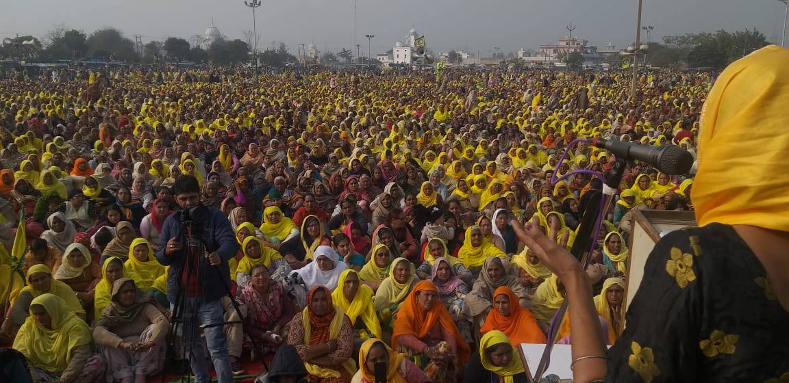 Centre Farmers Meeting: Amid farmers protest against farm laws 2020, 10th round of meeting between farmers and Centre has been postponed.