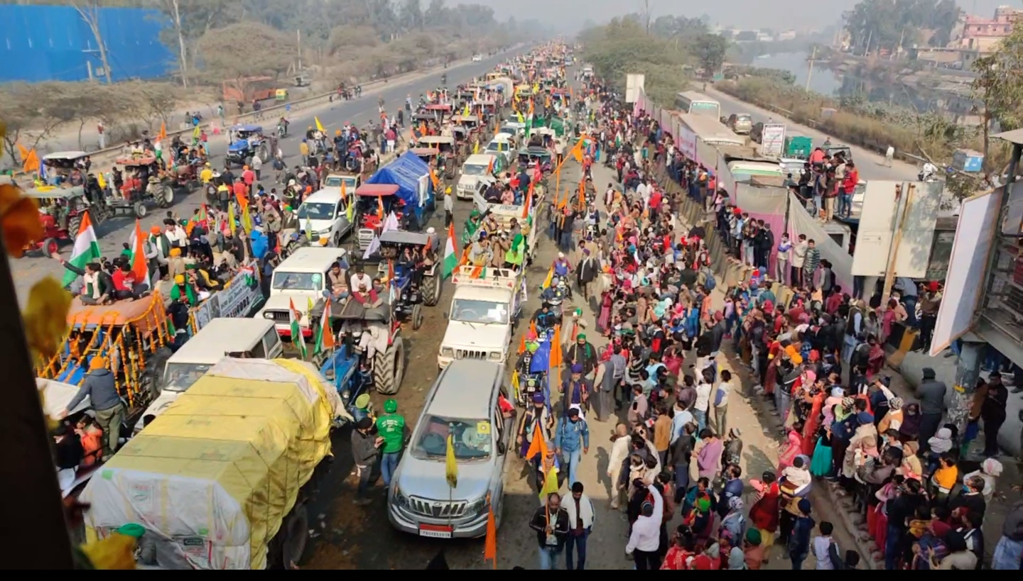 """Farmers Tractor March Delhi Violence: After tractor march in Delhi, Punjab CM Captain Amarinder Singh appealed """"genuine"""" farmers to vacate."""