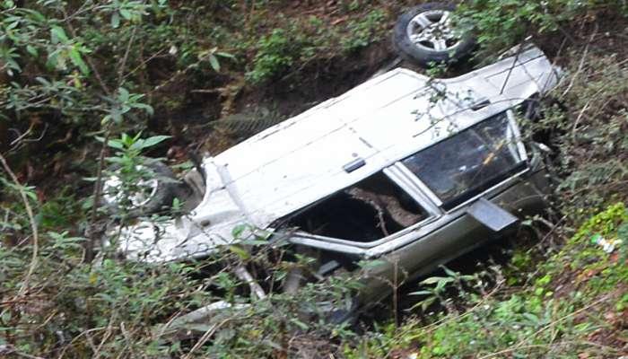Narkanda Accident News