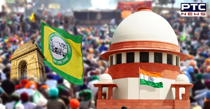Supreme Court Issues Notice On Plea For Reconstitution Of Committee To Resolve Deadlock Between Farmers and Govt