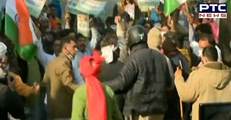 Violence at Singhu border compared to George Floyd death: After Red Fort incident and Republic Day violence, farmers protest intensified.