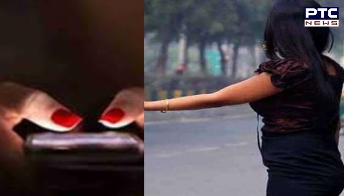 honey trap gang with two females busted in Noida Ghaziabad