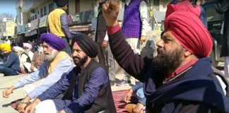 Himachal Pradesh: Farmers from Poanta Sahib extend support to Chakka Jam