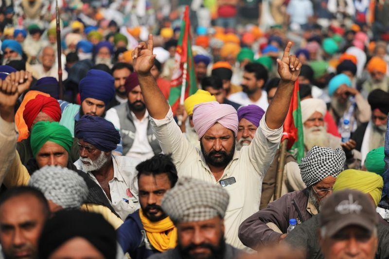Farmer Suicide in village Jaimal Singh Wala returned from the Delhi Kisan Sangharsh