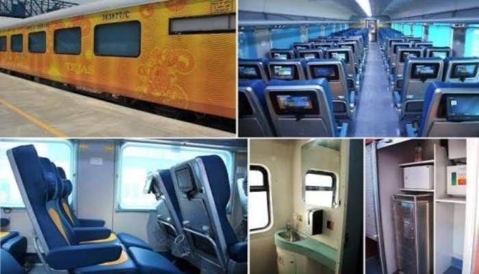 Agartala Rajdhani Special train