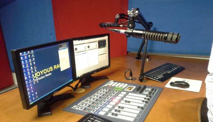 Community radio station for farmers