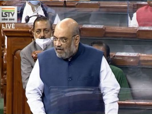 Parliament : Lok Sabha passes amendments to J&K reorganisation Act