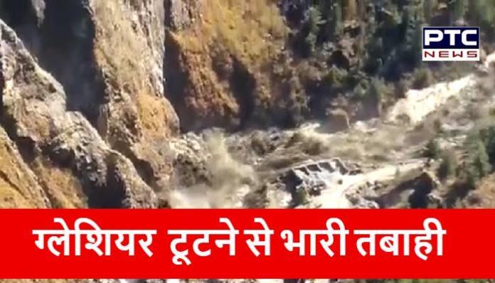 Avalanche in Uttarkhand