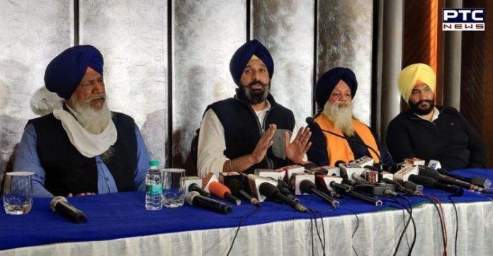 BJP led Centre insulted Sri Akal Takth and Guru Naam Leva Sangat: Bikram Singh Majithia
