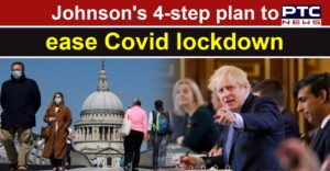 Boris Johnson unveils roadmap to end England restrictions by June 21