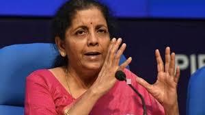 Budget 2021 : Union Cabinet approves budget 2021-22 , FM Sitharaman starts budget speech