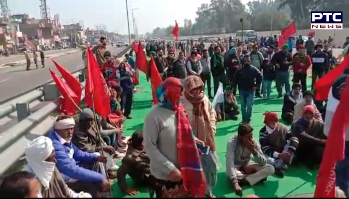 Farmers Rail Roko Agitation by Samyukta Kisan Morcha: Farmers' union announced its further strategy to intensify protest against farm laws.