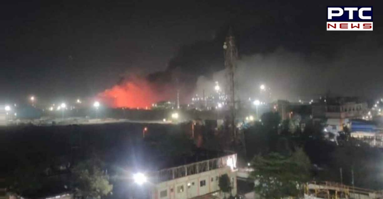Fire breaks out at chemical factory in Gujarat's Bharuch, 24 injured