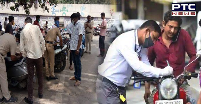 Coronavirus in Maharashtra: 17,500 people fined for not wearing mask in Mumbai
