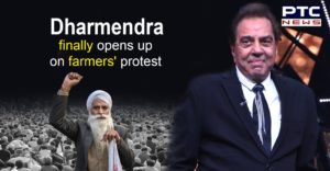 Dharmendra Deol on farmers protest