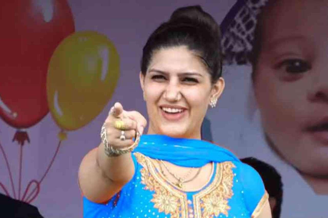 Haryanvi Dancer Sapna Choudhary
