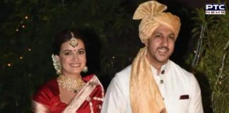 Dia Mirza and Vaibhav Rekhi wedding: First pictures of newlyweds are here