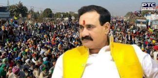 Farmers protest is an experiment: MP Minister Narottam Mishra