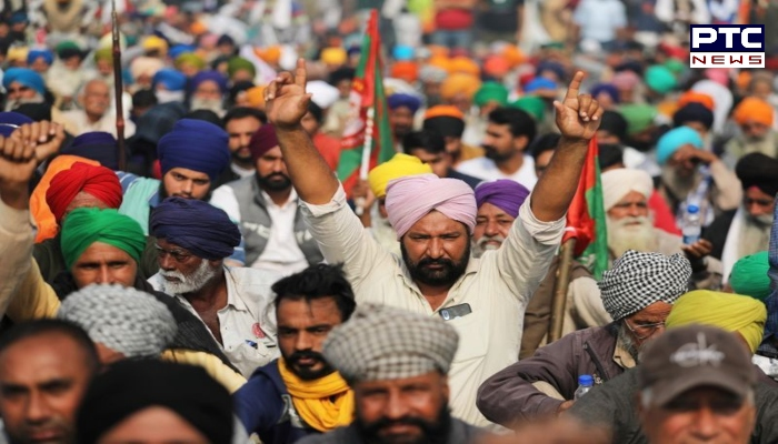 Farmers Protest : Farmers to celebrate Mazdoor Kisan Ekta Diwas on Feb 27