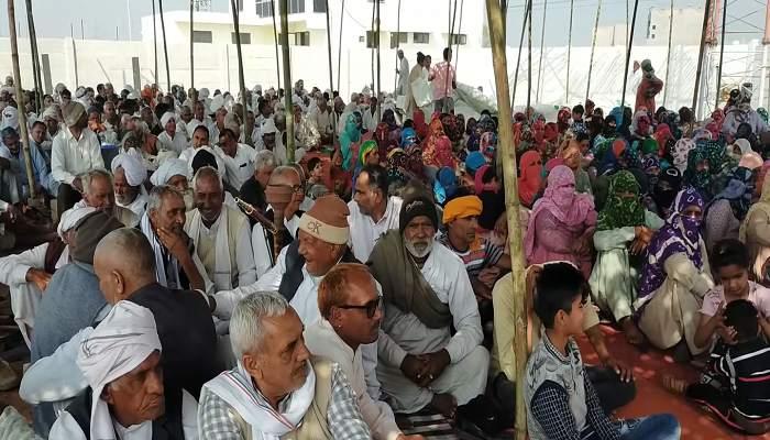 Farmers Protest Indian Railways