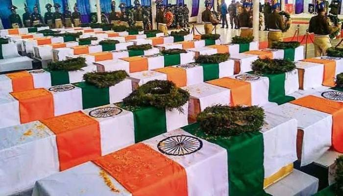 Farmers paid tribute to martyr