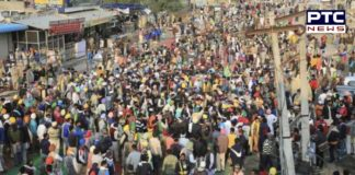 Farmers at Singhu set to beat summer heat and continue protest