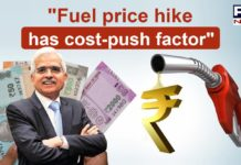 Fuel price hike has cost-push factor: RBI Governor Shashikanta Das