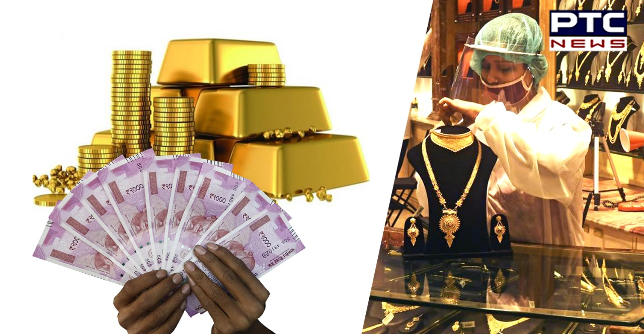 Is it good time to buy gold? The Gold and silver prices in India edged higher in Indian markets on Monday.