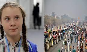 Greta Thunberg , Delhi Police FIR Against Greta Thunberg , Greta Thunberg Against FIR , ਗ੍ਰੇਟਾ ਥਰਨਬਰਗ ਖਿਲਾਫ਼ FIR