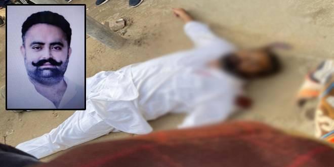 Lawrence Bishnoi group murder Youth Congress leader Gurlal Singh Bhalwan in Faridkot