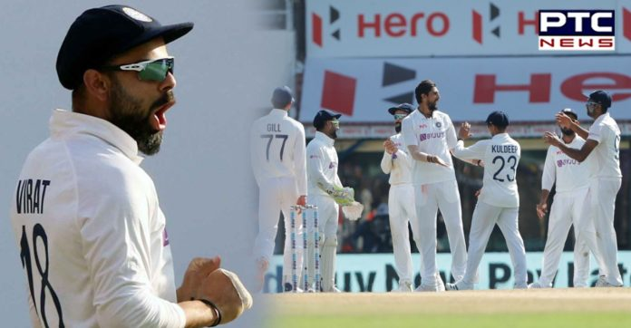 IND vs END Pink Ball Test: Have a look at records broken and achieved