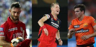 IPL 2021 Auction: Chris Morris, Glenn Maxwell, Jhye Richardson SOLD