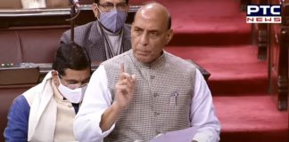 India will not allow even an inch of its territory to be taken: Rajnath Singh