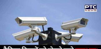 Traffic Challan by CCTV